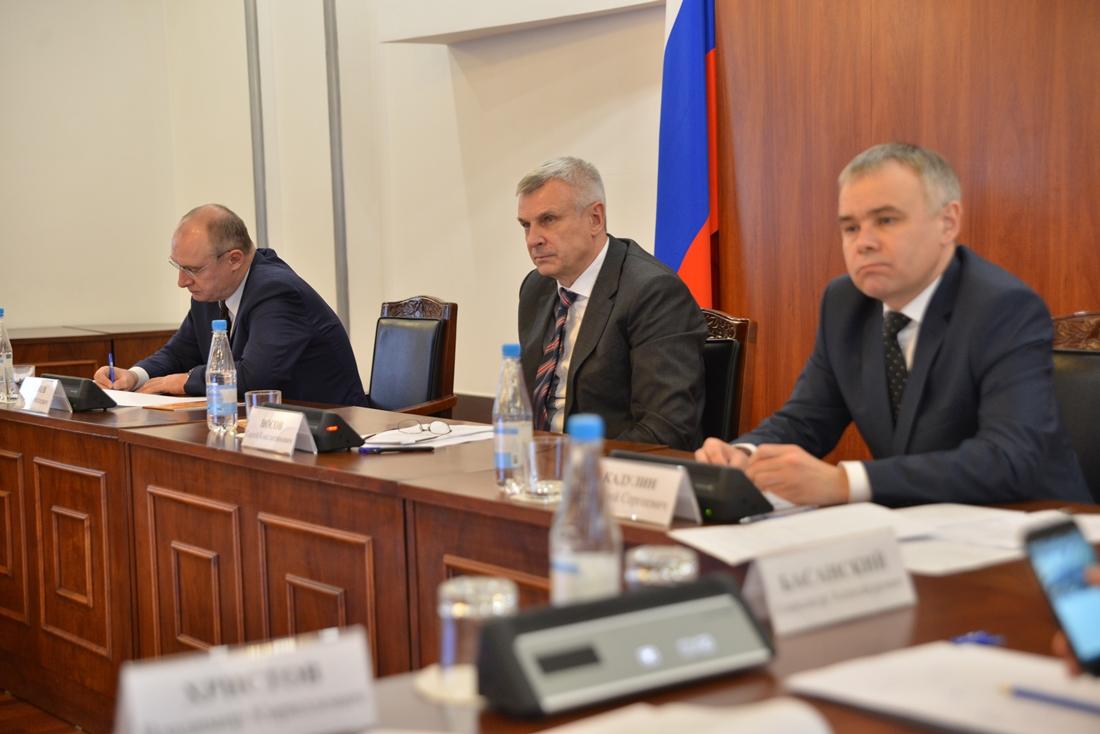 ВМагадане начала работу «Строительная сессия— 2019»