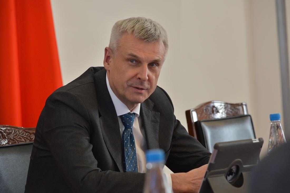 Сергей Носов: Строительство жилья наКолыме является вопросом номер один