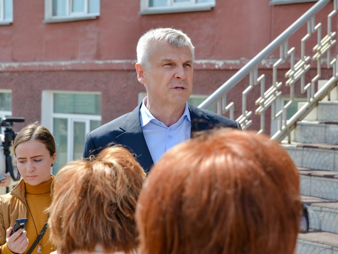 Сергей Носов: Магадан – очень красивый город, его нужно только привести в порядок, и, я думаю, в него влюбятся все остальные