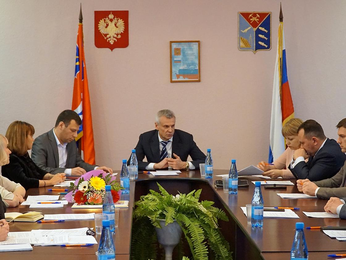 Сергей Носов: Впланы развития территории должна быть активно вовлечена колымская молодежь