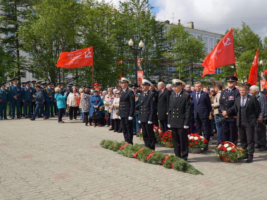 Сергей Носов: В наших сердцах вечная память о тех, кто погиб на фронтах