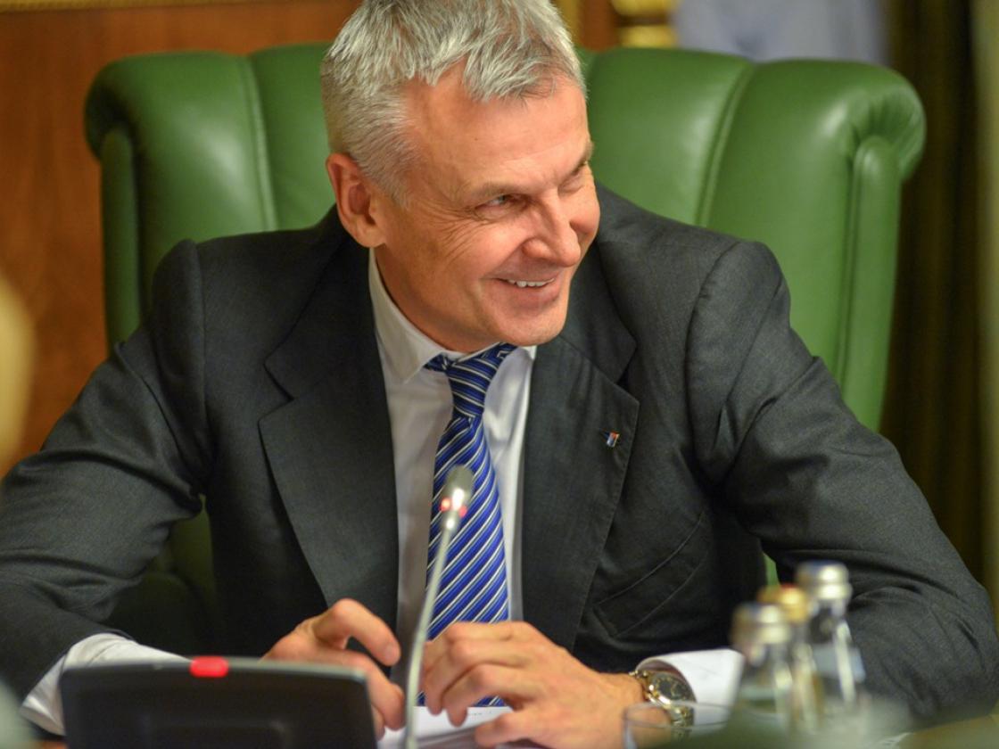 Сергей Носов: Магаданская область получит вполном объеме необходимое финансирование наберегоукрепление вбухте Нагаева