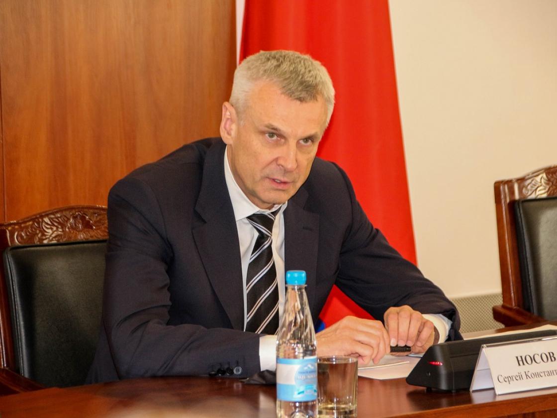 Вправительстве Магаданской области прошел координационный совет пореализации приоритетных нацпроектов