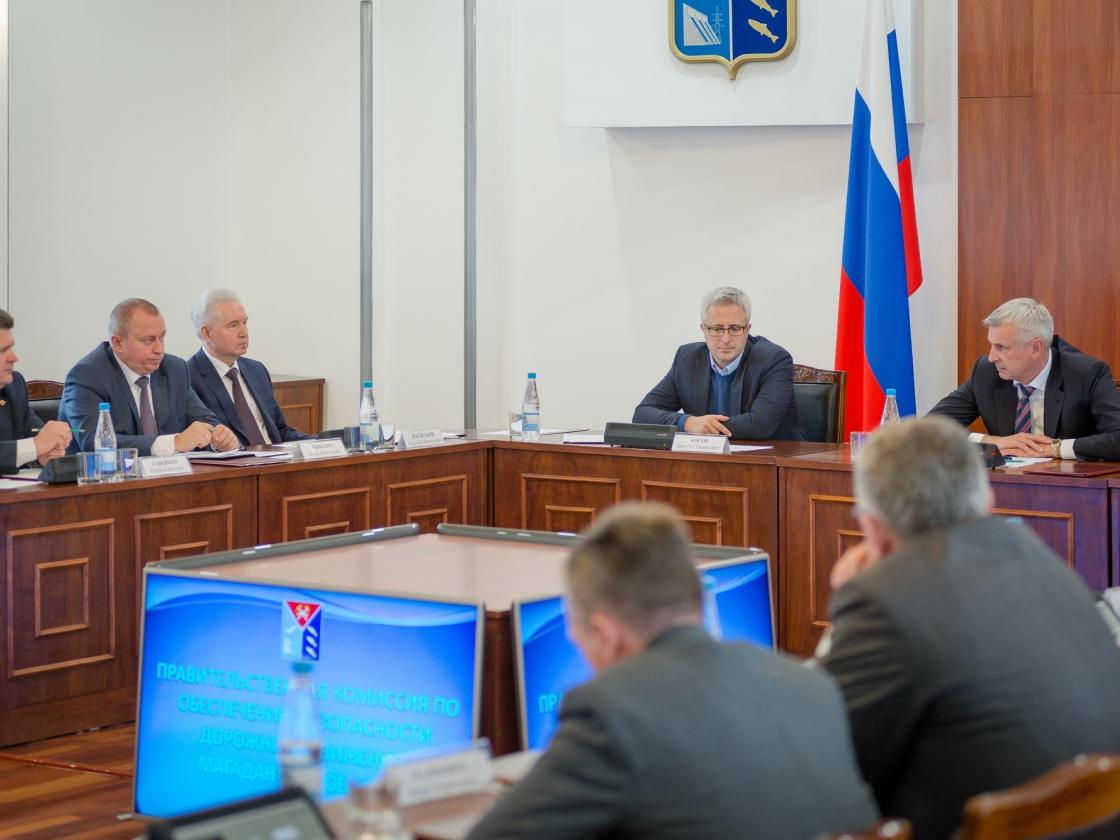 Сергей Носов поздравил сотрудников ГИБДД Магаданской области с профессиональным праздником