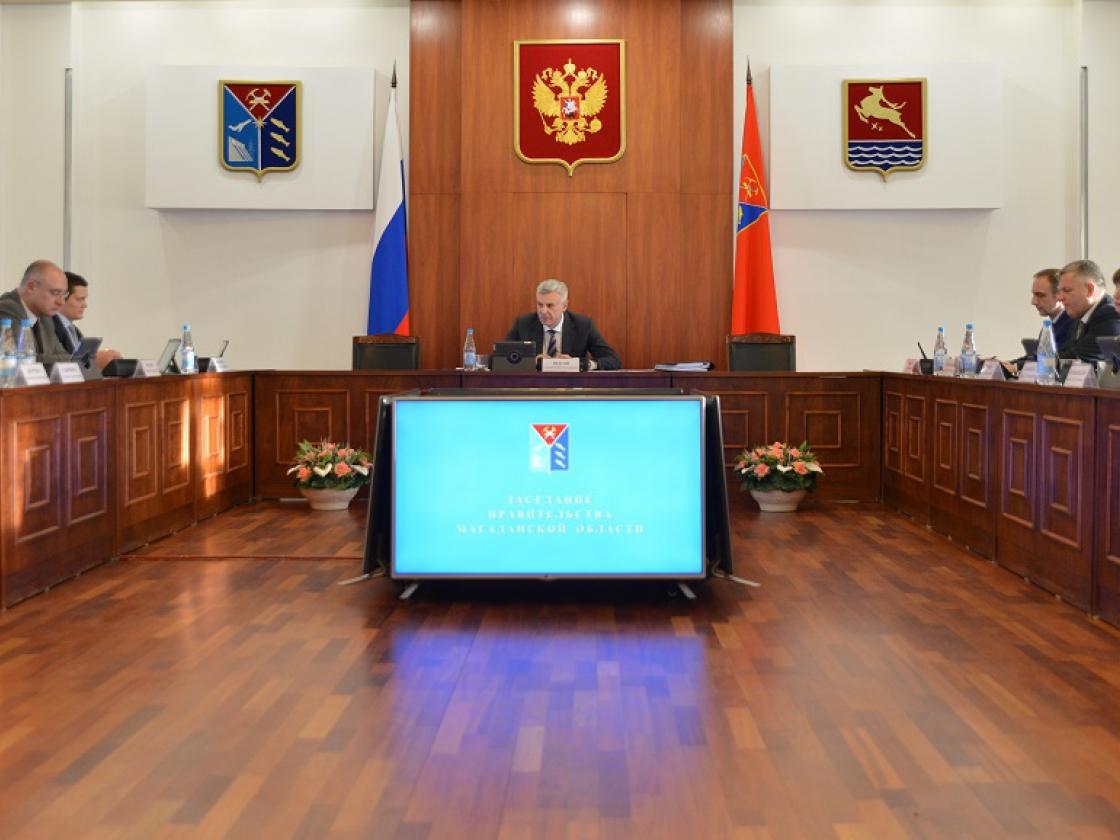 Правительство Магаданской области будет следить за ценами на продукты в Магаданской области