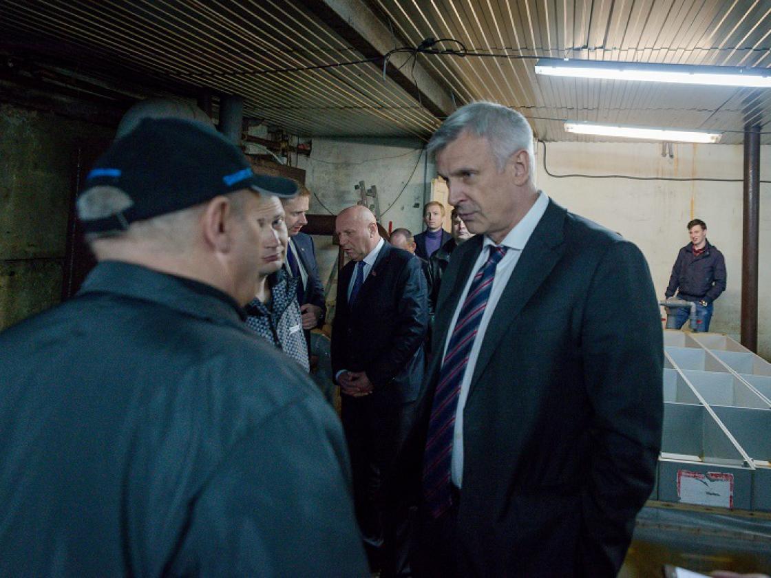 Ольский рыборазводный завод планирует выпускать вреки Магаданской области до21млн молоди лосося