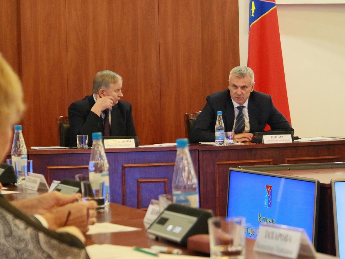 Сергей Носов: ВМагаданской области назрела ревизия системы оплаты труда!