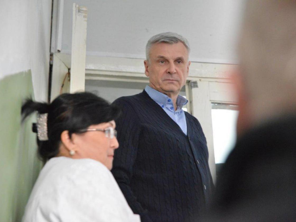 Сергей Носов: Противотуберкулезный диспансер в поселке Дебин нуждается в оптимизации