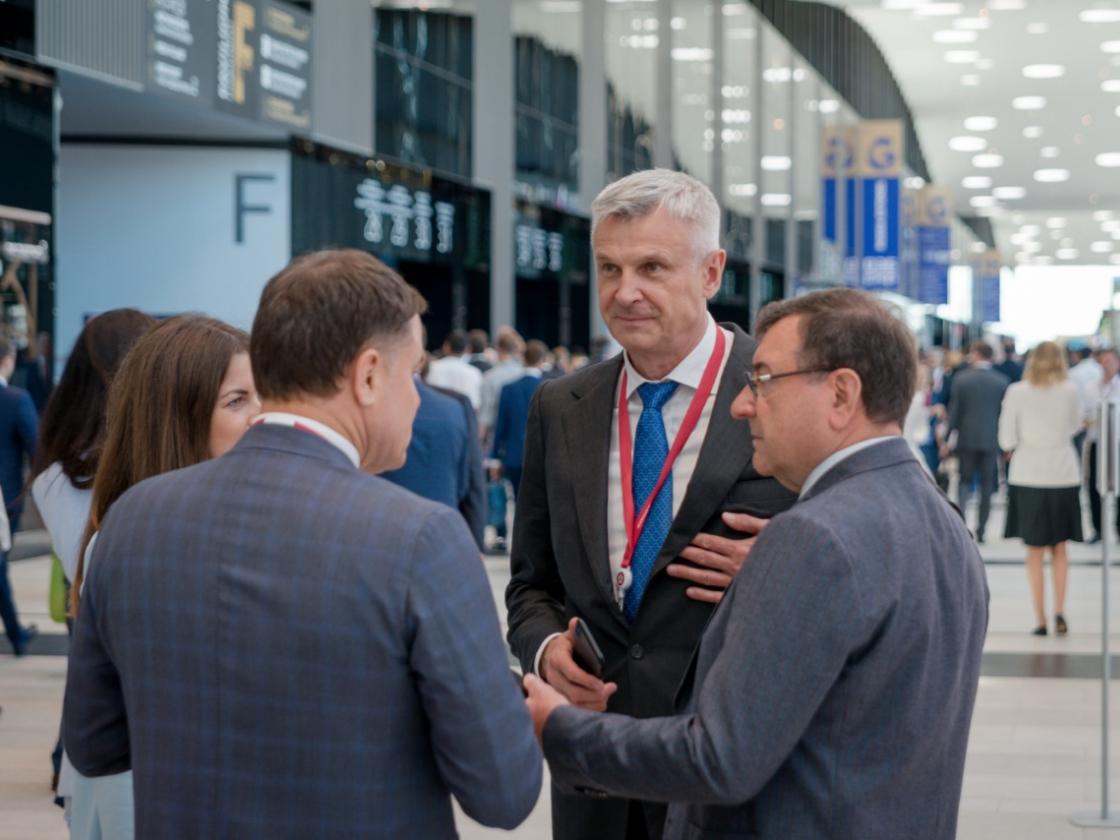 Итоги работы делегации Магаданской области на Петербургском международном экономическом форуме