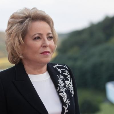 Председатель Совета Федерации Федерального Собрания РФ Валентина Матвиенко поздравила жителей Магаданской области с юбилеем города