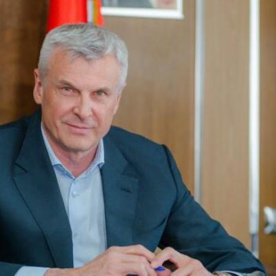 Поздравление губернатора Магаданской области с юбилеем города